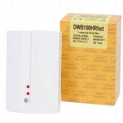 Radioodbiornik dwukanałowy ELMES DWB100HRhet